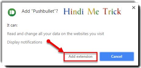 ADD to Extension
